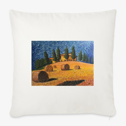 tuscany - Sofa pillowcase 17,3'' x 17,3'' (45 x 45 cm)