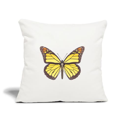 190520 monarch butterfly lajarindream - Funda de cojín, 45 x 45 cm