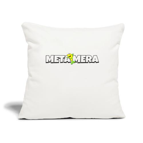 MetaMera - Soffkuddsöverdrag, 45 x 45 cm
