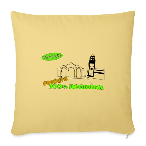 City Gates - Sofa pillowcase 17,3'' x 17,3'' (45 x 45 cm)