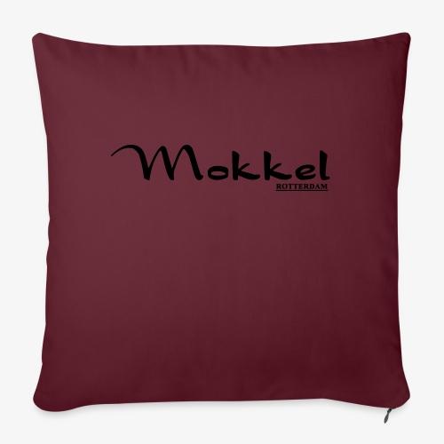 mokkel - Sierkussenhoes, 45 x 45 cm