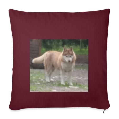 MY DOG - Sohvatyynyn päällinen 45 x 45 cm