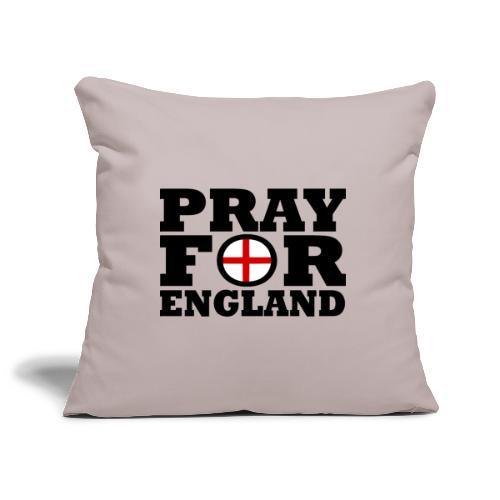 England / Pray For England - Sofakissenbezug 44 x 44 cm