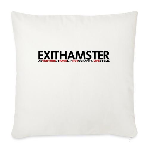 EXITHAMSTER ATPL - Sofa pillowcase 17,3'' x 17,3'' (45 x 45 cm)