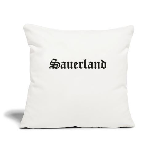 Sauerland - Sofakissenbezug 44 x 44 cm