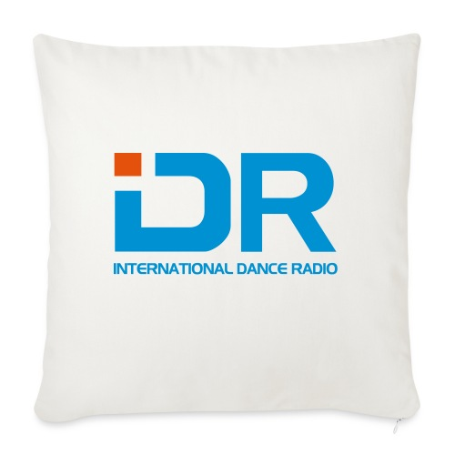 International Dance Radio - Funda de cojín, 45 x 45 cm