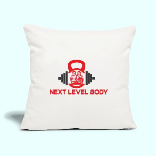 NEXT LEVEL BODY - Sohvatyynyn päällinen 45 x 45 cm