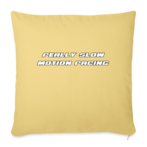 RSM Racing Logo - Sofa pillowcase 17,3'' x 17,3'' (45 x 45 cm)