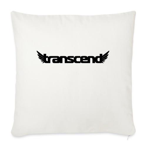 Transcend Tank Top - Women's - Neon Yellow Print - Sofa pillowcase 17,3'' x 17,3'' (45 x 45 cm)