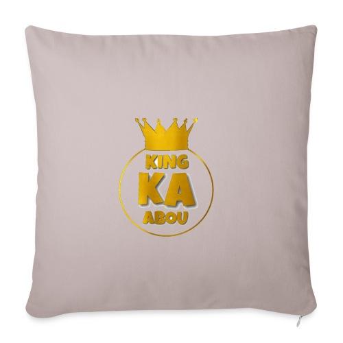 king abou designs - Sierkussenhoes, 45 x 45 cm