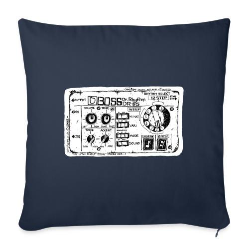 Drum Machine's R Ace! - Sofa pillowcase 17,3'' x 17,3'' (45 x 45 cm)