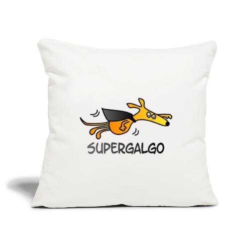 Supergalgo - Sofakissenbezug 44 x 44 cm