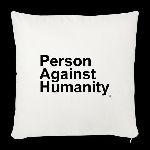 PERSON - Sofa pillowcase 17,3'' x 17,3'' (45 x 45 cm)