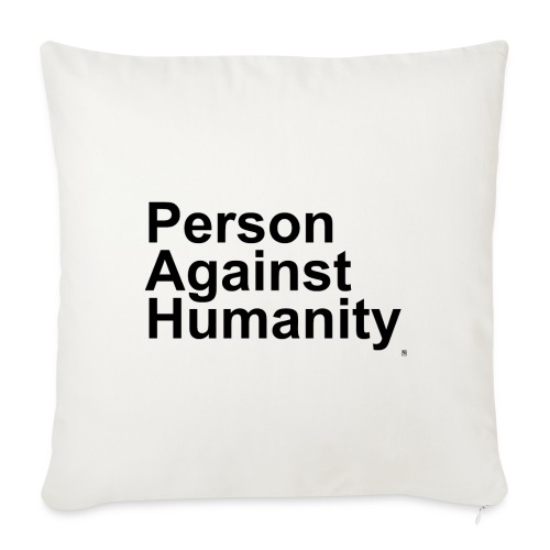 PERSON - Sofa pillowcase 17,3'' x 17,3'' (45 x 45 cm)