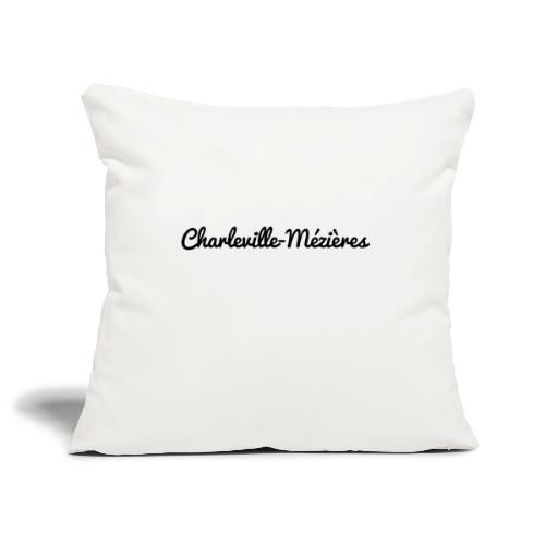 Charleville-Mézières - Marne 51 - Housse de coussin décorative 45x 45cm