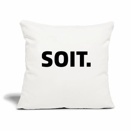 SOIT - Sierkussenhoes, 45 x 45 cm
