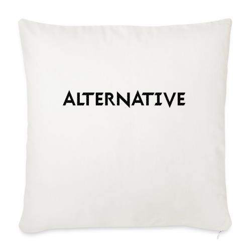 Im T-shirt White - Poszewka na poduszkę 45 x 45 cm