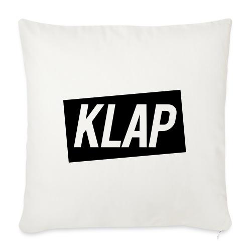 klap logosimple - Housse de coussin décorative 45x 45cm