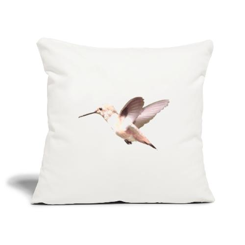 Hummingbird by Lajarin Dream - Funda de cojín, 45 x 45 cm