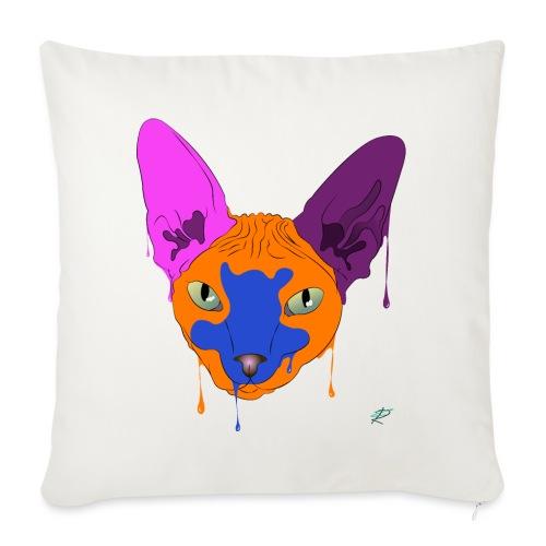 Sphynx - Copricuscino per divano, 45 x 45 cm