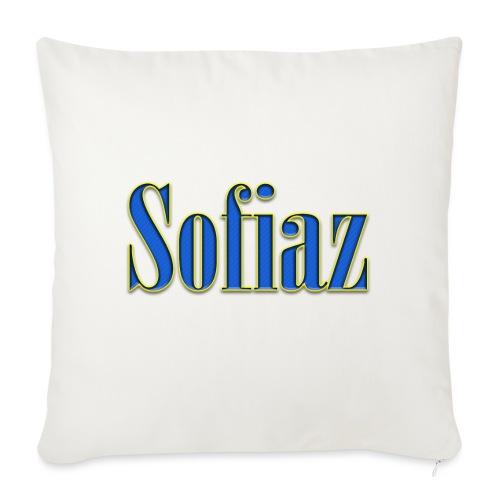 Sofiaz - Soffkuddsöverdrag, 45 x 45 cm