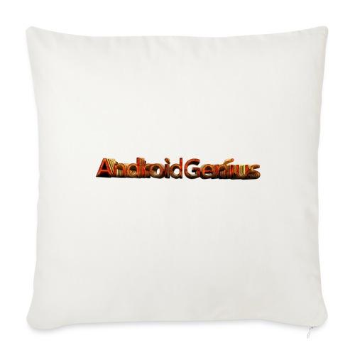 AndroidGenius - Copricuscino per divano, 45 x 45 cm