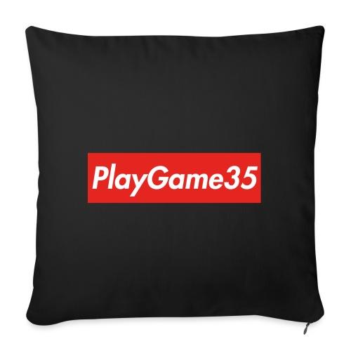 PlayGame35 - Copricuscino per divano, 45 x 45 cm