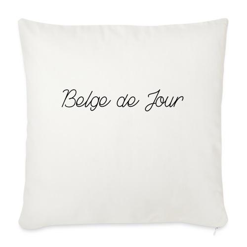 Belge de jour - Housse de coussin décorative 45x 45cm