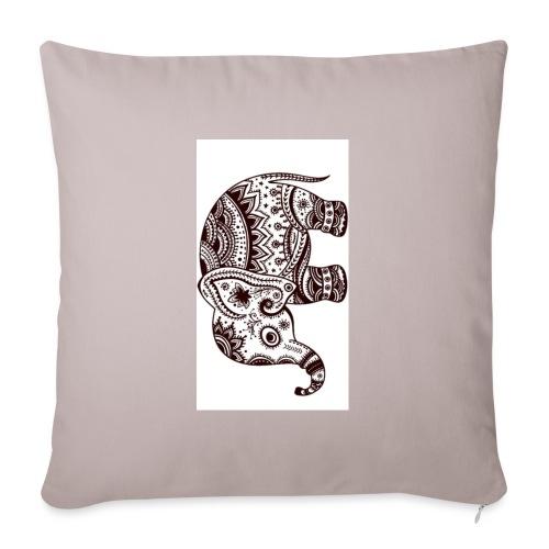 Your-Child Mandala Elefant - Pudebetræk 45 x 45 cm