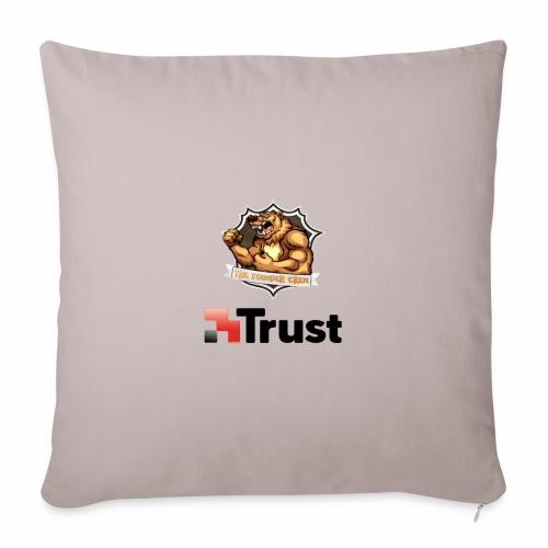 Prodotti Ufficiali con Sponsor della Crew! - Copricuscino per divano, 45 x 45 cm