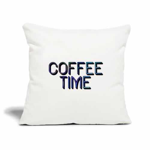 Coffee Time - Sohvatyynyn päällinen 45 x 45 cm