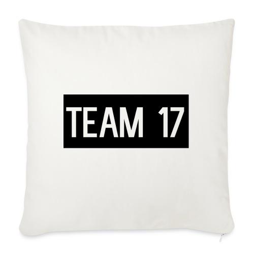 Team17 - Sofa pillowcase 17,3'' x 17,3'' (45 x 45 cm)