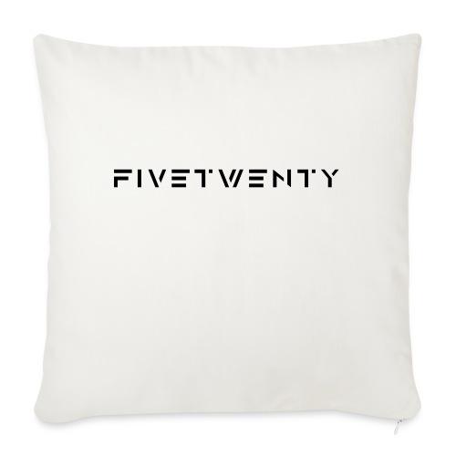 fivetwenty logo test - Soffkuddsöverdrag, 45 x 45 cm