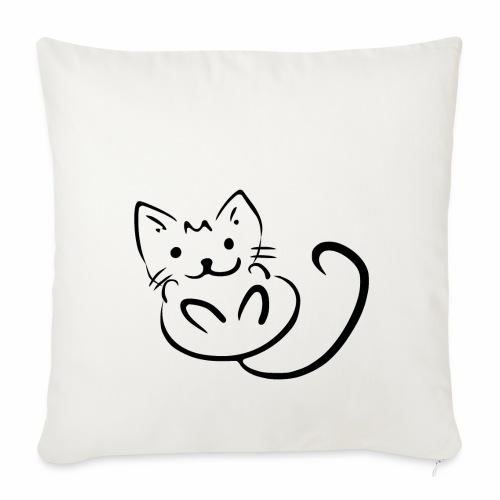 Kitten - Copricuscino per divano, 45 x 45 cm