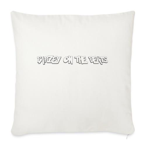 barzey on the beats 4 - Sofa pillowcase 17,3'' x 17,3'' (45 x 45 cm)
