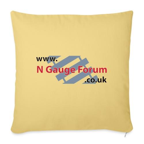 no name - Sofa pillowcase 17,3'' x 17,3'' (45 x 45 cm)