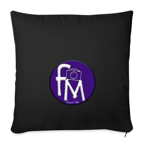 FM - Sofa pillowcase 17,3'' x 17,3'' (45 x 45 cm)