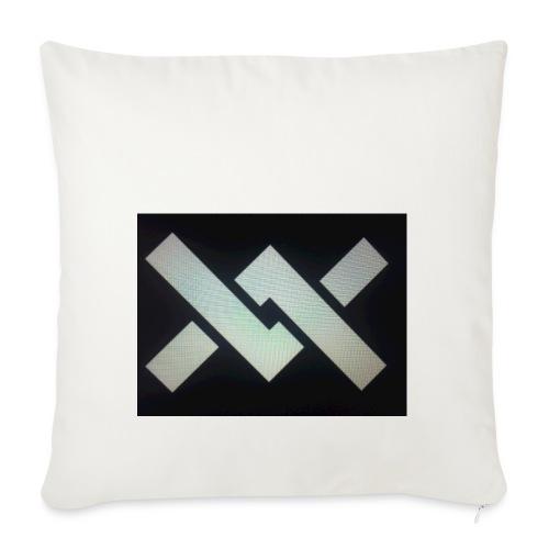 Original Movement Mens black t-shirt - Sofa pillowcase 17,3'' x 17,3'' (45 x 45 cm)