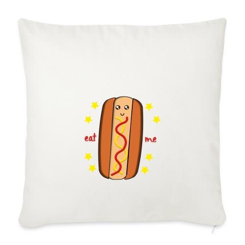 hotdog - Housse de coussin décorative 45x 45cm