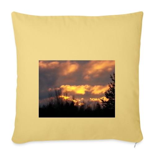Iltarusko - Sohvatyynyn päällinen 45 x 45 cm