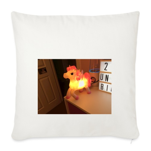 Unicorn Case - Sofa pillowcase 17,3'' x 17,3'' (45 x 45 cm)