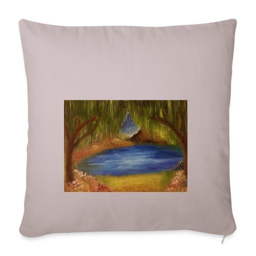hop1 - Sofa pillowcase 17,3'' x 17,3'' (45 x 45 cm)