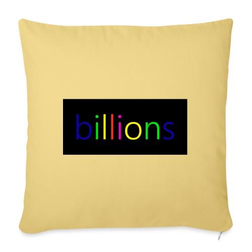 billions - Sierkussenhoes, 45 x 45 cm