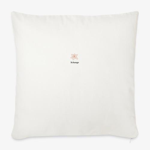 X change - Sofa pillowcase 17,3'' x 17,3'' (45 x 45 cm)