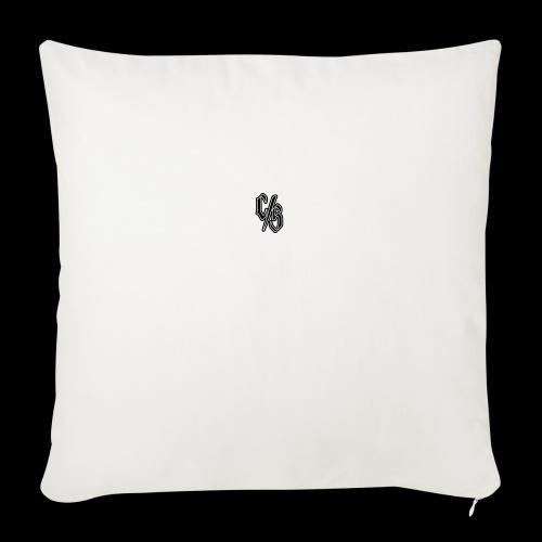 con safos with respect - Sofa pillowcase 17,3'' x 17,3'' (45 x 45 cm)