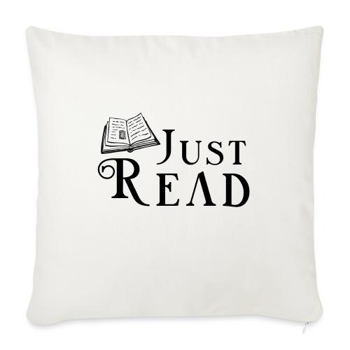 Just Read - Pudebetræk 45 x 45 cm