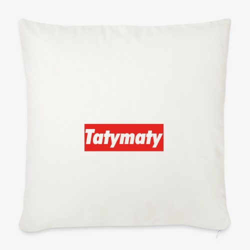 TatyMaty Clothing - Sofa pillowcase 17,3'' x 17,3'' (45 x 45 cm)