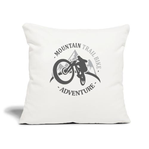 Adventures - Sofa pillowcase 17,3'' x 17,3'' (45 x 45 cm)