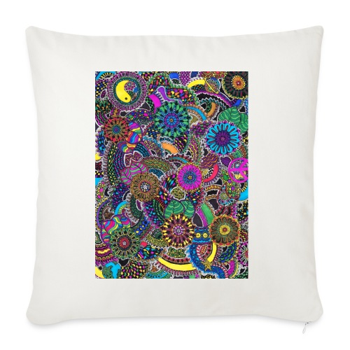 Color your life - Sofakissenbezug 44 x 44 cm