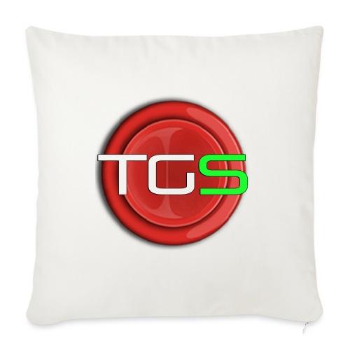HUGEBUTTON - Sofa pillowcase 17,3'' x 17,3'' (45 x 45 cm)